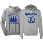 Knockout Kid - Lighthouse (Heather Grey) (Hoodie) [入荷予約商品]