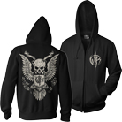 Within The Ruins - Wings (Zip Up Hoodie) [入荷予約商品]