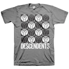 Descendents - Milo Pattern (Charcoal) [入荷予約商品]