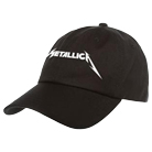 Metallica - Logo (Dad Hat) [入荷予約商品]