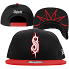 Slipknot - S Logo (Black/Red) (Snapback) [入荷予約商品]