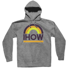 In Her Own Words - Rainbow (Grey) (Hoodie) [入荷予約商品]