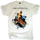 Circa Survive - Descensus (White) [入荷予約商品]
