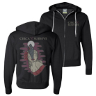 Circa Survive - Flash (Zip Up Hoodie) [入荷予約商品]