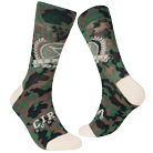 Circa Survive -  Logo (Camo) (Socks) (Limited Edition) [入荷予約商品]