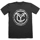 Yellowcard - Logo 2017 (Dark Heather) [入荷予約商品]