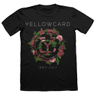 Yellowcard - Floral 2017 Logo [入荷予約商品]