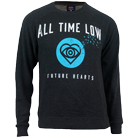 All Time Low - Future Hearts (Charcoal Heather) (Sweat) [入荷予約商品]