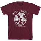 Real Friends - Roses (Maroon) [入荷予約商品]