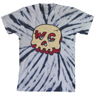 With Confidence - Skull (Tie Dye) [入荷予約商品]