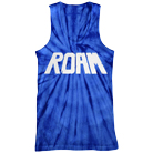 Roam - Logo (Blue Tie Dye) (Tank Top) [入荷予約商品]