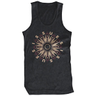 Issues - Feathers (Charcoal Black) (Tank Top) [入荷予約商品]