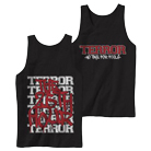 Terror - No Time for Fools (Tank Top) [入荷予約商品]
