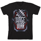 Wage War - Album Logo [入荷予約商品]