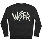 WSTR - Logo Glow In The Dark (Sweat) [入荷予約商品]