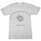Hundredth - Flower (Heather Grey) [入荷予約商品]