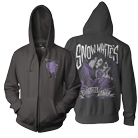 Snow White's Poison Bite - Zombie Romance (Zip Up Hoodie) [入荷予約商品]