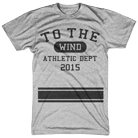 To The Wind - Athletic Dept (Heather Grey) [入荷予約商品]