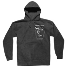 Woven In Hiatus - Earth (Deep Heather Grey) (Hoodie) [入荷予約商品]
