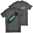 As It Is - Okay Bomb. (Dark Heather Grey) [入荷予約商品]