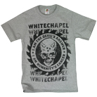 Whitechapel - Devil Skull (Heather Grey) [入荷予約商品]