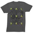 Palisades - Bouquet (Dark Heather Grey) [入荷予約商品]