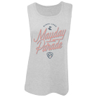 Mayday Parade - Script (Athletic Heather) (Muscle) [girl's] [入荷予約商品]