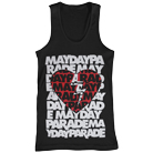 Mayday Parade - Broken Heart (Tank Top) [入荷予約商品]