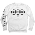 After The Burial - Circles (White) (Sweat) [入荷予約商品]