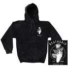 Fit For A King - Deathgrip (Mineral Black) (Hoodie) [入荷予約商品]