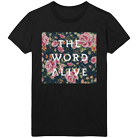 The Word Alive - Floral Square [入荷予約商品]
