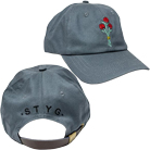 Stick To Your Guns - Roses (Grey) (Hat) [入荷予約商品]