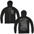 I Prevail - Home (Zip Up Hoodie) [入荷予約商品]