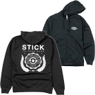 Stick To Your Guns - Eyecon (Zip Up Hoodie) [入荷予約商品]