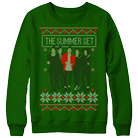 The Summer Set - Ugly Holiday (Green) (Sweat) [入荷予約商品]