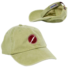 Silent Planet - Logo (khaki) (Dad Hat) [入荷予約商品]