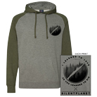 Silent Planet - I Learned To Love (Gunmetal Heather/Army Heather) (Hoodie) [入荷予約商品]