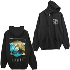 Tesseract - Abstract (Zip Up Hoodie) [入荷予約商品]