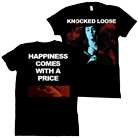 Knocked Loose - Happiness Comes With A Price (Black) [入荷予約商品]