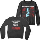 Knocked Loose - Happiness Comes With A Price (Sweat) [入荷予約商品]