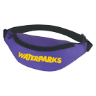 Waterparks - Logo (Purple) (Fanny Pack) [入荷予約商品]
