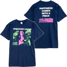 Knocked Loose - Happiness Comes With A Price (Navy) [入荷予約商品]