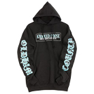 Knocked Loose - Dead Ringer (Black/Blue) (Hoodie) [入荷予約商品]