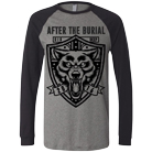 After The Burial - Wolf Shield (Deep Heather/Black) (Long Sleeve) [入荷予約商品]