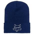 Emarosa - Fox Head (Navy) (Beanie) [入荷予約商品]