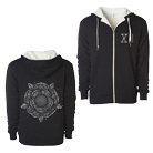 Sworn In - Flower Lined (Zip Up Hoodie) [入荷予約商品]