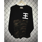 Reflections - Logo (Black & Camo) (Sweat) [入荷予約商品]