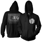 Reflections - Transparence (Zip Up Hoodie) [入荷予約商品]