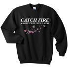 Catch Fire - A Love That I Still Miss (Sweat) [入荷予約商品]