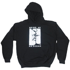 Being As An Ocean - Kiss (Black) (Hoodie) [入荷予約商品]
